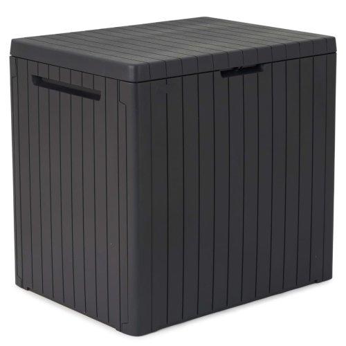 Keter Plastic Garden Storage Box   113L Capacity Outside Storage Box
