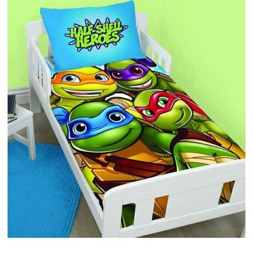 TMNT Toddler Bedding - Heroes