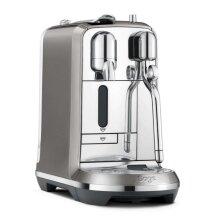Sage Nespresso Creatista Plus SNE800SHY Coffee Machine Maker Smoked Hickory - Used