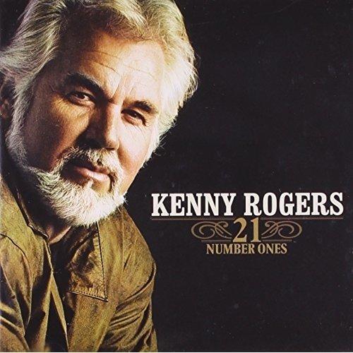 Kenny Rogers - 21 Number Ones - Intl [CD]