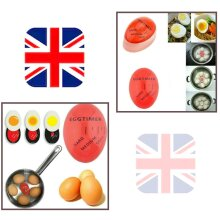 Perfect Egg Timer Color Changing Timer Soft Hard Boiled Kitchen Tool