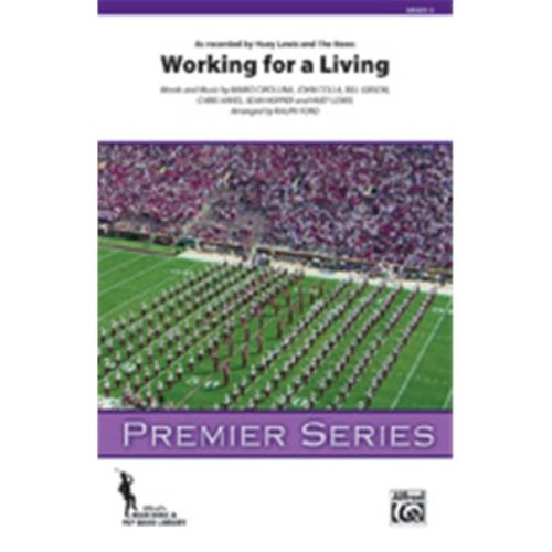 Alfred 00-42129 WORKIN FOR A LIVIN-PSM