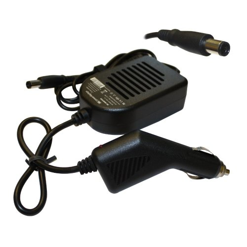 HP HDX X18-1200 Compatible Laptop Power DC Adapter Car Charger