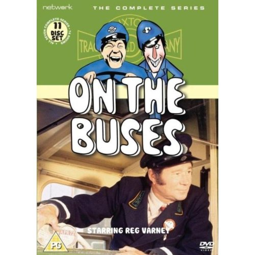On The Buses - The Complete Series Boxset DVD [2008]