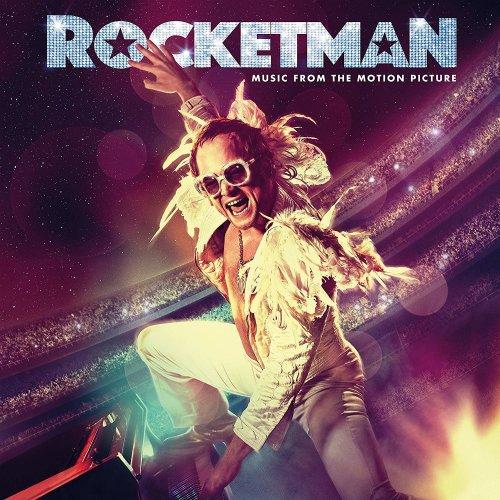 ROCKETMAN OST - Elton John Taron Egerton [CD]