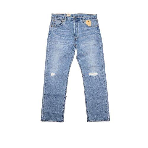 Levi's Men's 501 Original- Fit Jeans Righty Lefty Light/Stretch 34*34