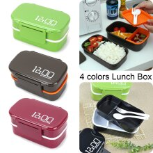Lunch Box Stacking Compartments Food Container