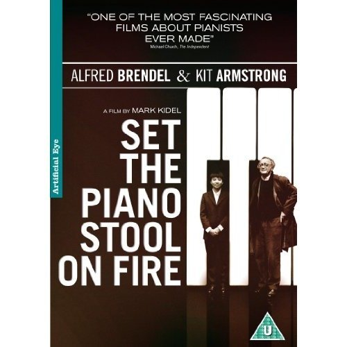 Set The Piano Stool On Fire DVD [2011]