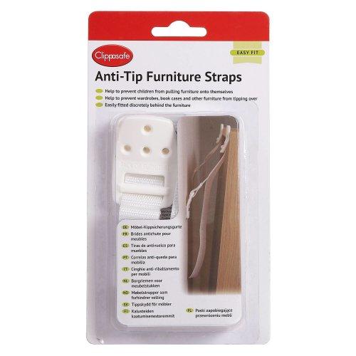 Clippasafe Anti-tip Furniture Strap
