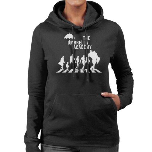 The Umbrella Academy Abbey Road Women's Hooded Sweatshirt