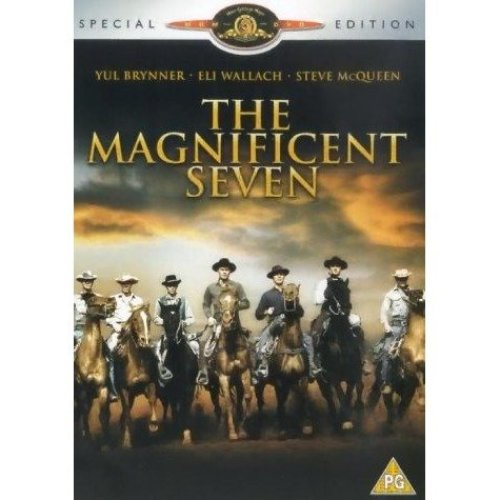The Magnificent Seven - Special Edition DVD [2001]