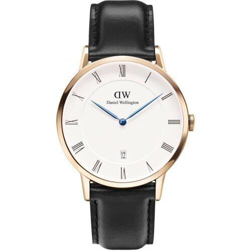 Daniel Wellington Dapper Sheffield Rose Mens Wristwatch DW00100084