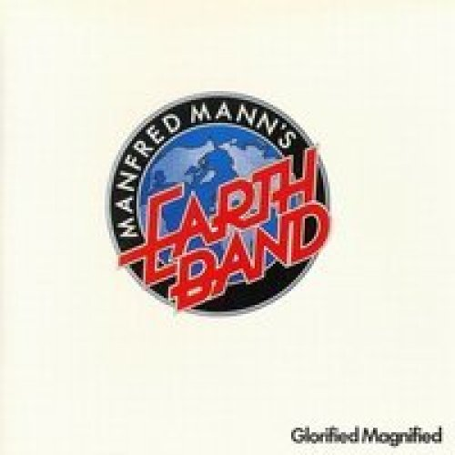 MANFRED MANN'S EARTH BAND - GLORIFIED MAGNIFIED - CD