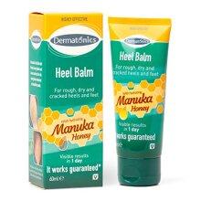 Dermatonics Heel Balm with Manuka Honey, 60ml, Suitable for Diabetics, 0.6 kg MANUKAFOOT60