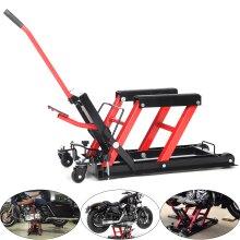 1500LB Motorcycle Jack Hydraulic Lifter Motorbike Bike Quad Dirt