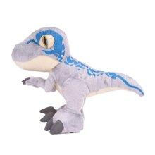 """Jurassic World Chunky Velociraptor 10"""" Plush Toy"""