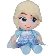 Disney 6315877555 Chunky Elsa Plush Toy-25cm