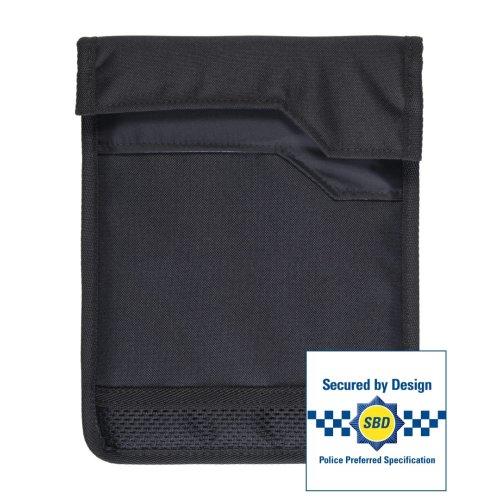 Disklabs Unbranded Tablet Shield - RF Shielded Faraday Bag (TS1U)