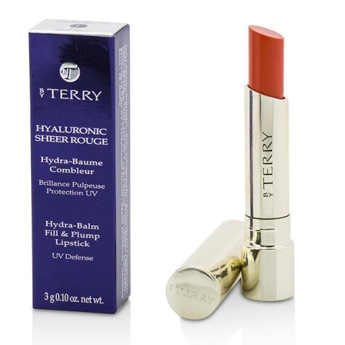 Hyaluronic Sheer Rouge Hydra Balm Fill & Plump Lipstick (uv Defense) - # 17 Zest Shot - 3g/0.1oz
