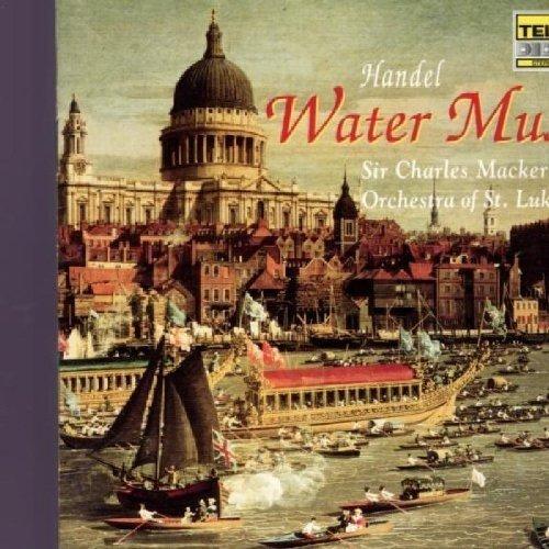 Eorg Friederich Handel - Handel: Water Music [CD]