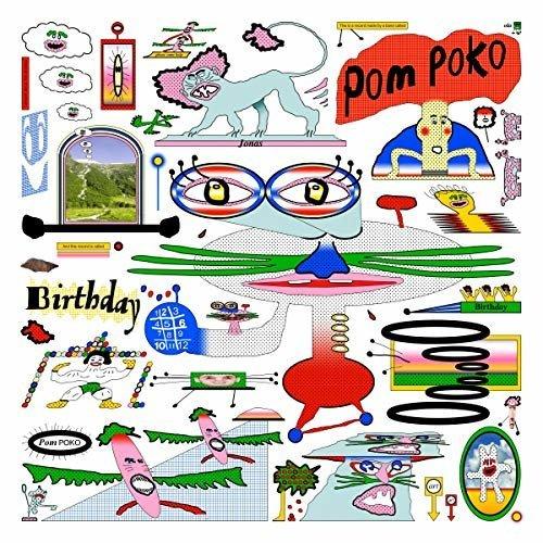 POM POKO - BIRTHDAY [CD]