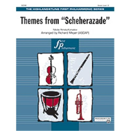 Alfred 00-33738 THEMES FROM SCHEHERAZADE-HFP