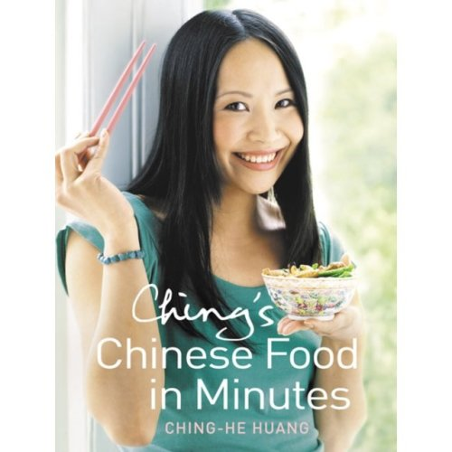 Ching's Chinese Food in Minutes (Hardcover)
