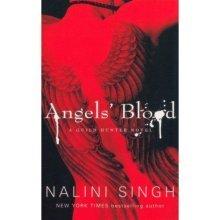 Angels Blood - A Guild Hunter Novel
