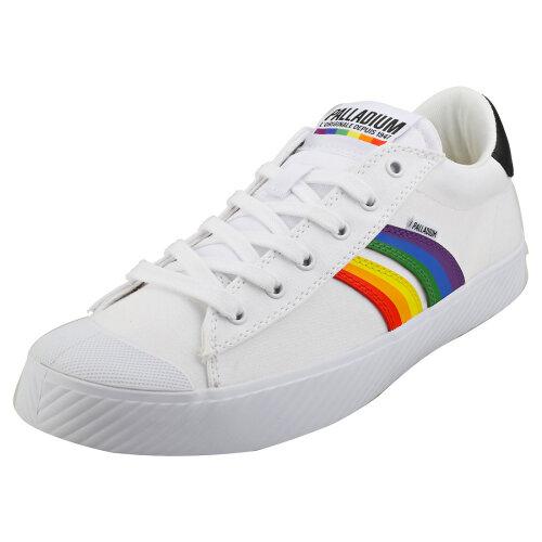 Palladium Pallaphoenix Pride Rainbow Unisex Fashion Trainers