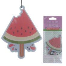 Funky Watermelon Slice Design Scented Air Freshener