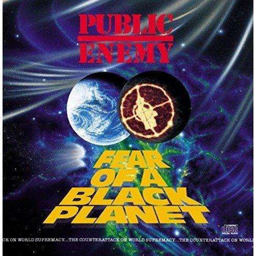 Public Enemy - Fear of a Black Planet [CD]