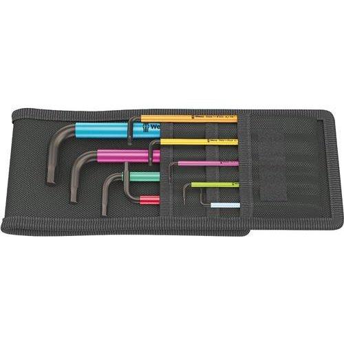 950 SPKL/9 SZ Multicolour L-key set, imperial, BlackLaser, 9 pieces