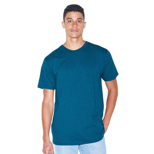 (XL, Galaxy) American Apparel Unisex Organic Fine Jersey T-Shirt