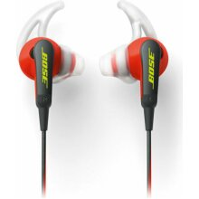 Bose S-SPORT-WRD-RED SoundSport In-Ear Headphones with In-Line Remote in Red - Used