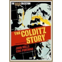 The Colditz Story [1955] (DVD) - Used