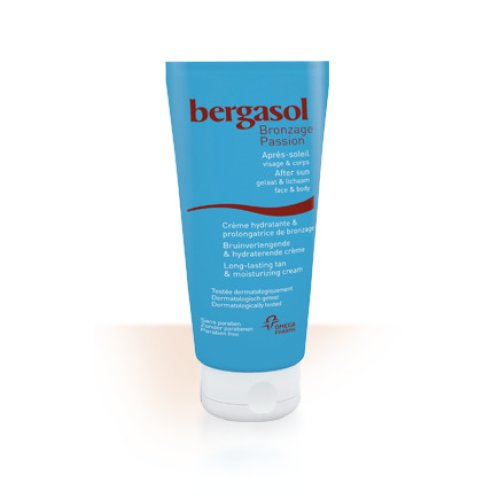 Bergasol Bronzage Passion After Sun Dermatologically tested