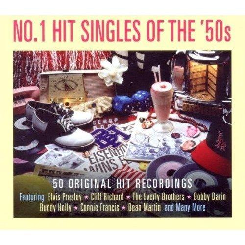 No 1 Hit Singles of the 50s - No 1 Hit Singles of the 50s [CD]