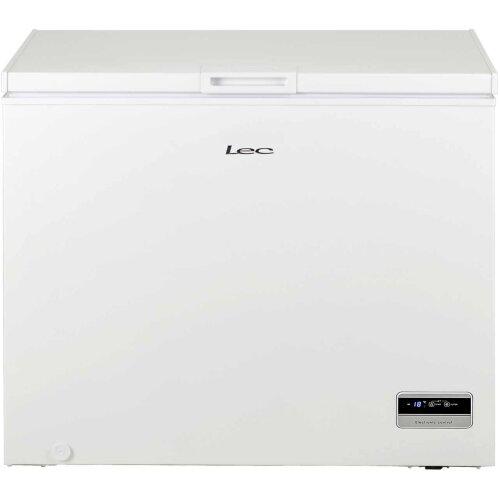 Lec CF250LMk2 Chest Freezer - White