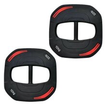 2x 10KG Weight Plates Compatible With Les Mills Smart Bar