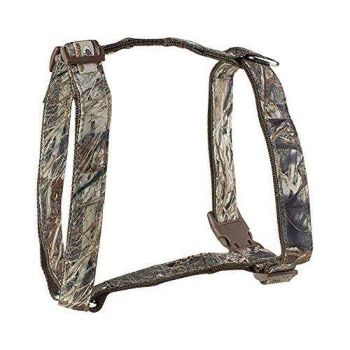 Mossy Oak 24857-08 Basic Dog Harness, Duck Blind - Extra Large