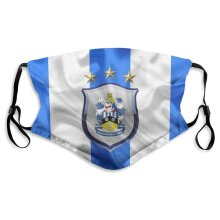 Huddersfield Town Football Team Face Masks for Adult Youth Reusable