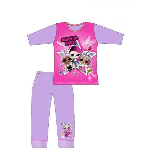 Girls LOL Surprise Nightwear Pyjamas Nightdress Pink Dolls 4 to 10 Years Cotton