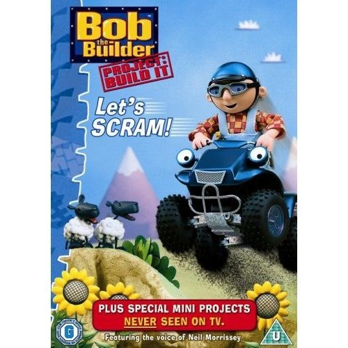 Bob The Builder - Lets Scram DVD [2006]