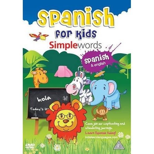 Spanish for Kids: Simple Words [dvd] [ntsc]