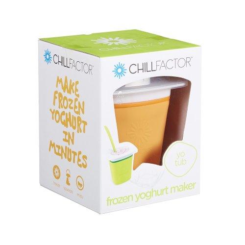 Chill Factor Frozen Yoghurt Maker