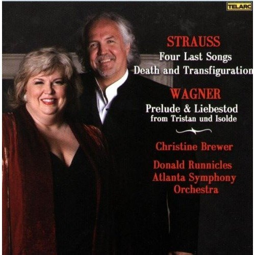 Strauss - Four (4) Last Songs; Wagner - Prelude and Liebestod [CD]