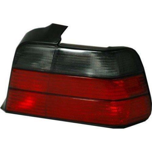 Rear light set, Red Smoke
