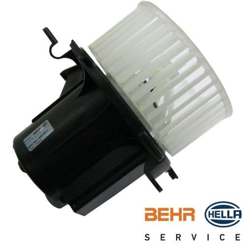 hella heater fan blower motor