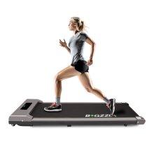 Rattrix Shock-Absorbing Electric Treadmill