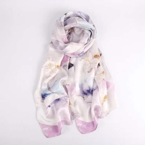 Vshine Silk and Shine/Blossom/Lotus Lilac